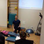 """Aeromix Fitneso mokymo centras - """"Sporto medicina, judesių anatomija. Teisingo judesio anatomija."""" (Dalius Barkauskas). 2017 m. sausio 21 d."""