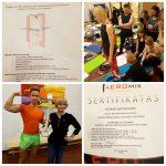 """Aeromix Fitneso mokymo centras - """"Anatomija ir fiziologija. Praktinė ostepopatija, osteopatijos metodų panaudojimas trenerio darbe"""". (Mikail Melikov). 2017 m. vasario 17 d."""