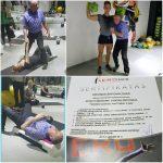 """Aeromix Fitneso mokymo centras - """"Judesių biomechanika, anatomija, fiziologija. Funkcinis testavimas: judėjimo - atramos sistemos testavimas trenerio darbe."""" (Ramunė Komžienė). 2017 m. kovo 18 d."""