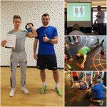 """Active Training mokymo centras - """"Treniruotė su laisvais svoriais - modernios technikos didžiausiam efektyvumui"""". (Tomaž Brinec, Slovėnija). 2018 m. vasario 10 d. (Pažymėjimas)."""