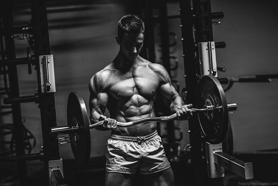 Sporto ir mitybos programos vyrams
