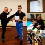 Aeromix Fitneso mokymo centras - Sporto medicina, judesių anatomija. Korekcinių pratimų taikymas apatinėms galūnėms. (Dalius Barkauskas). 2018 m. balandžio 28 d. (Sertifikatas).