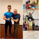 Aeromix Fitneso mokymo centras - Sporto medicina, judesių anatomija. PETIES SĄNARYS. Problemos ir sprendimo būdai. (Dalius Barkauskas). 2018 m. kovo 24 d. (Sertifikatas).