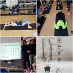 """Fitness Factory - """"Žmonių su laikysenos sutrikimais treniravimo ypatumai"""". (Gulnara Mazitova, Rusija). II DIENŲ SEMINARAS. 2018 m. kovo 10-11 d. (Sertifikatas)."""