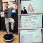 KF SĄJUNGA - Nugaros juosmeninės dalies skausmas ; Kiek ir kaip maistas mums gali padėti išlikti sveikiems ; Balanso ir koordinacijos svarba žmogui