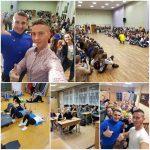 Seminaras ir paskaita Jonavos Jeronimo Ralio gimnazijos moksleiviams ir abiturientams